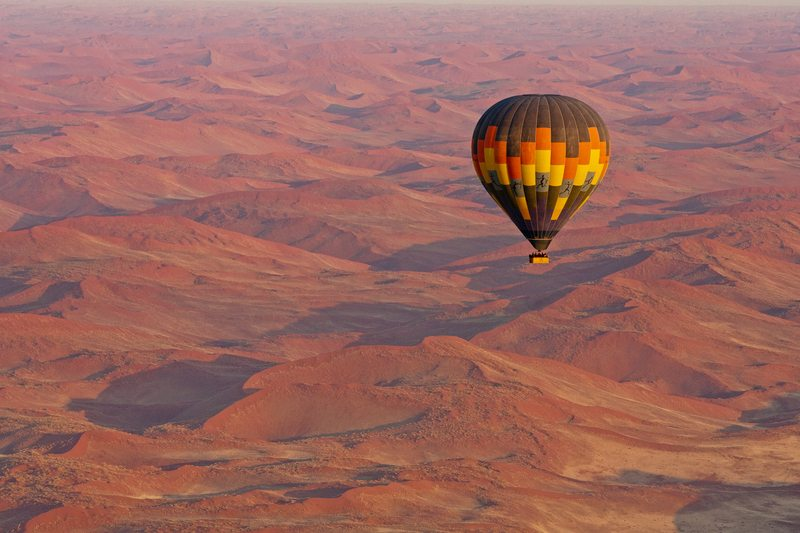 Ballooning over the Namib Desert – Namibia - Self-Drive, Bestoke & Fly-in Safaris, Guided Explorations & Privately Guided Safaris