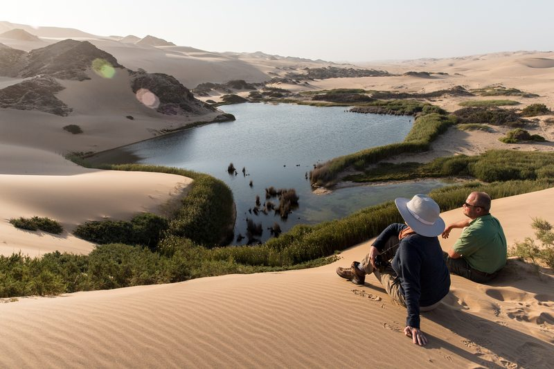 The Hoanib Camp - Namibia - Self-Drive, Bestoke & Fly-in Safaris, Guided Explorations & Privately Guided Safaris