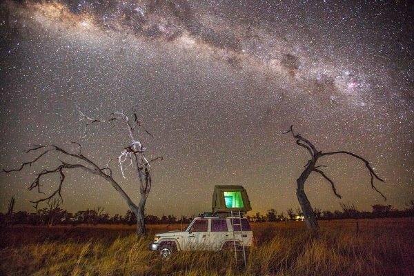 4x4 Self Drive Camping Safari in the wilds of Botswana