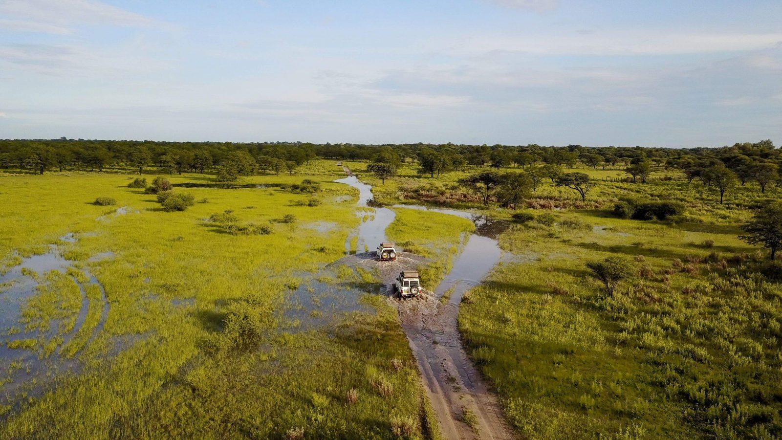4x4 Self-Drive Camping & Lodge Safaris Botswana, Namibia