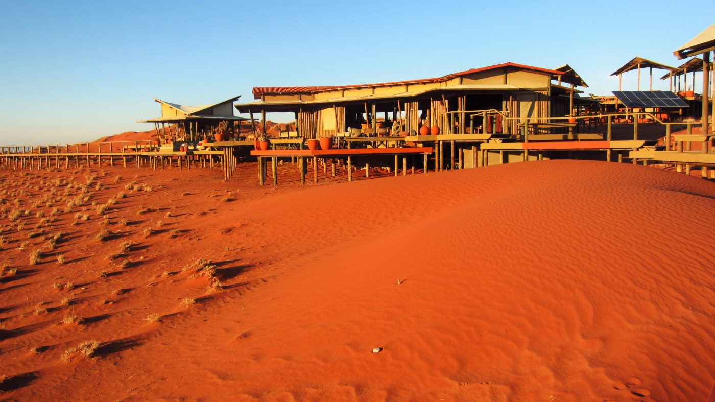 Wolwedans Dunes Desert Lodge Namibia - Self-Drive, Bestoke & Fly-in Safaris, Guided Explorations & Privately Guided Safaris