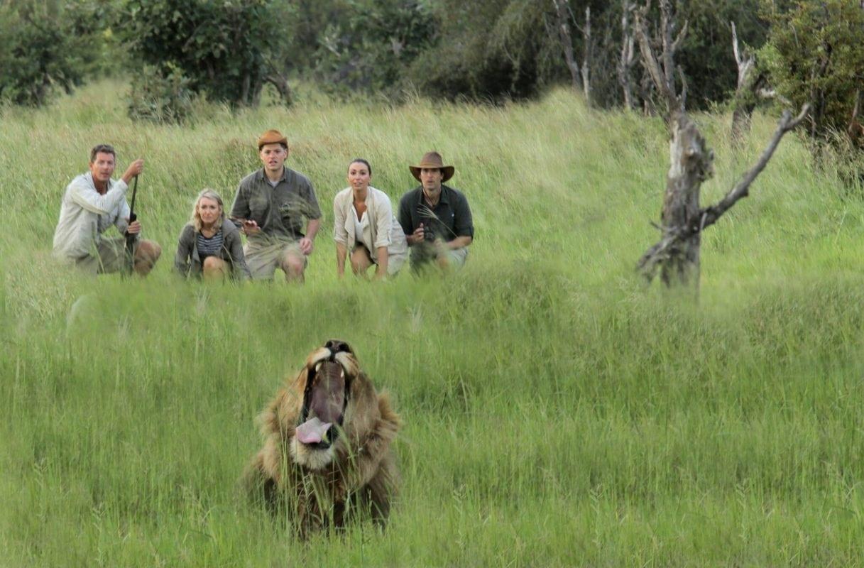 Bush Skills Survival Course Okavango Delta Botswana