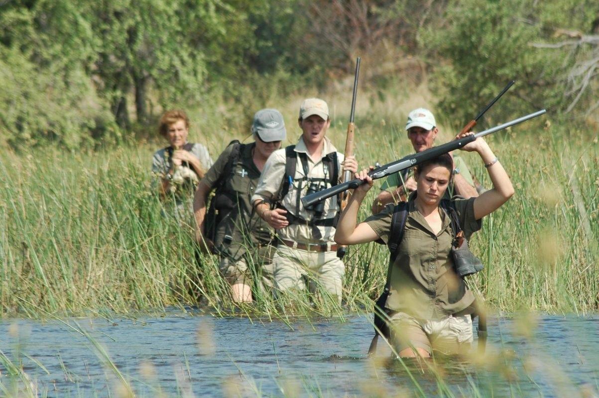 Trail Guide Training Course - Okavango Delta