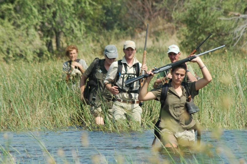 Trail Guide Training Course - Okavango Delta