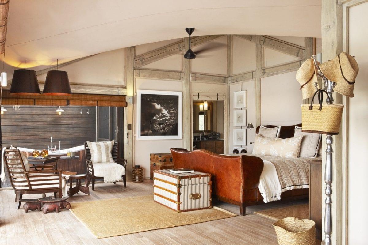 Abu Room - Botswana
