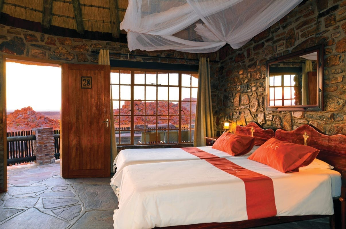 Canyon Lodge Cabin - Gondwana Collection Namibia