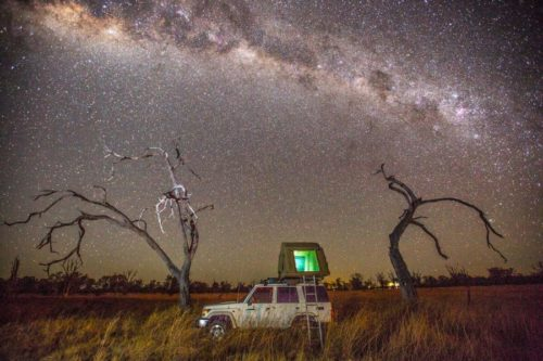 4x4 Self Drive Camping under the Botswana Stars