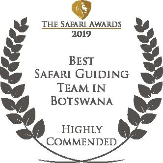 Letaka Best Guiding Team in Botswana Award